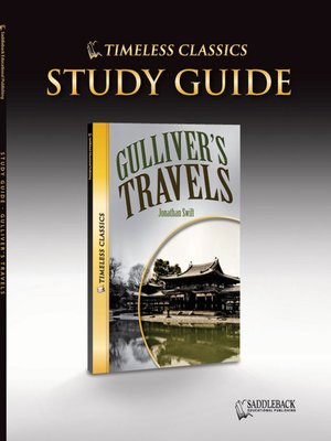 cover image of Gulliver's Travels Study Guide